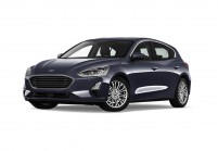 FORD FOCUS Berlina Vista laterale-frontale
