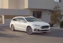 FORD MONDEO Station wagon Anteriore + sinistra