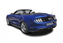 FORD MUSTANG Cabriolet Anteriore + sinistra