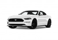 FORD MUSTANG Coupe Vista laterale-frontale