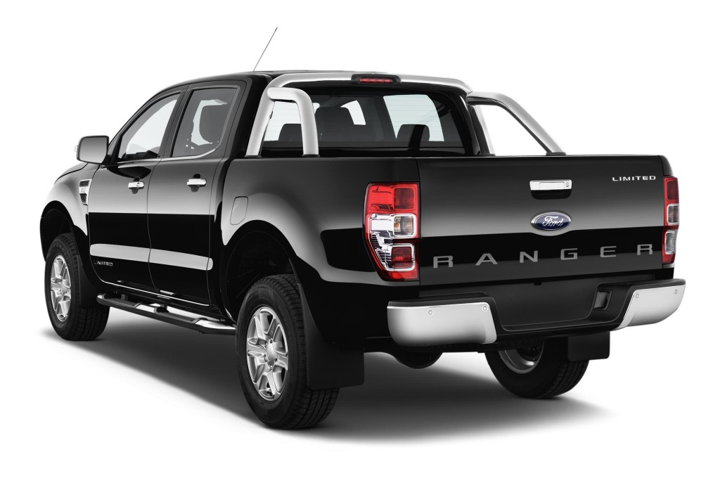 ford ranger pick up neuwagen bilder. Black Bedroom Furniture Sets. Home Design Ideas