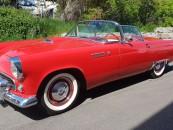 FORD Thunderbird 1955 Veteran