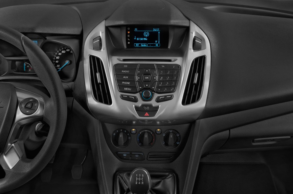 ford transit connect bus neuwagen bilder