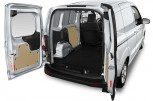 FORD TRANSIT COURIER Limited -  Kofferraum
