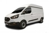 FORD TRANSIT CUSTOM  Front + links