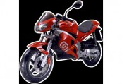 GILERA   Front + links, , Rot