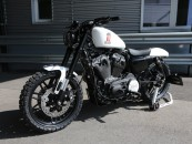 HARLEY-DAVIDSON XL 1200 CX Sportster Roadster ABS