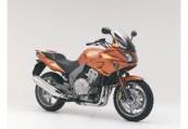 HONDA CBF 1000  Front + rechts, , Orange