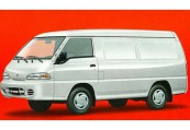 HYUNDAI H 100  Front + links, Weiss