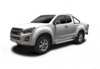 ISUZU D-MAX Pick-up cabine double Avant + gauche