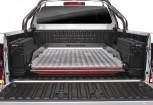 ISUZU D-MAX Pick-Up Doppelkabine Front + links