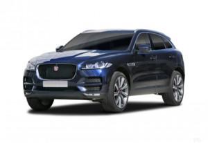 jaguar f-pace 25t 2.0 pure awd automatik, suv / geländewagen, benzin