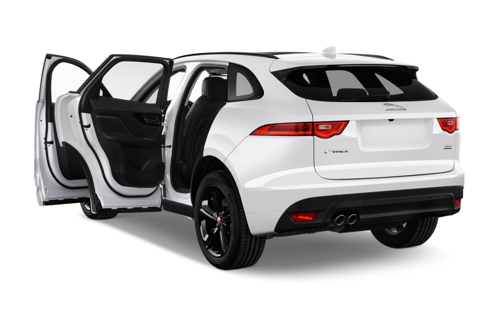 jaguar f pace suv tout terrain voiture neuve chercher. Black Bedroom Furniture Sets. Home Design Ideas