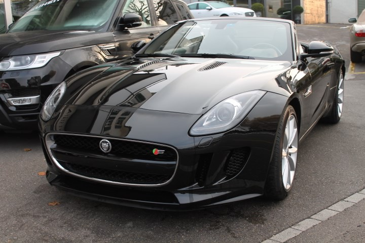 jaguar f type convertible s 3 0 v6 s c occasion benzin 12 39 500 km chf 89 39 900. Black Bedroom Furniture Sets. Home Design Ideas