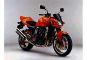 KAWASAKI Z 1000  Front + rechts, , Orange
