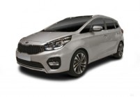 KIA CARENS Kompaktvan / Minivan Front + links