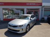 KIA Optima 2.0 T-GDI PHEV