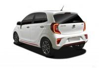 KIA PICANTO Microklasse Front + links, Hatchback