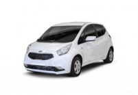 KIA VENGA Kompaktvan / Minivan Front + links