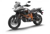 KTM Adventure  Front + links,