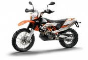 KTM Enduro  Front + links, , Orange