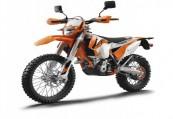 KTM EXC  Front + links, , Orange