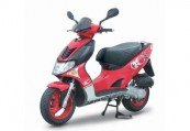 KYMCO   Front + links, , Rot