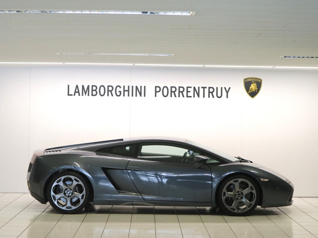 lamborghini gallardo 5 0 v10 coup occasion benzin 39 39 900 km chf 98 39 500. Black Bedroom Furniture Sets. Home Design Ideas