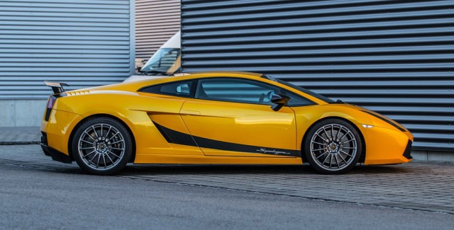LAMBORGHINI Gallardo Superleggera 10291433