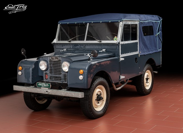 LAND ROVER 88 - 110 Serie 1 86 Inch