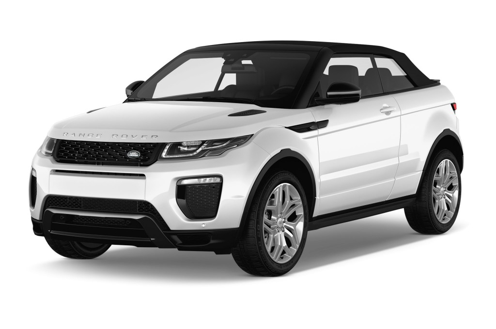 land rover range rover evoque cabriolet neuwagen suchen kaufen. Black Bedroom Furniture Sets. Home Design Ideas