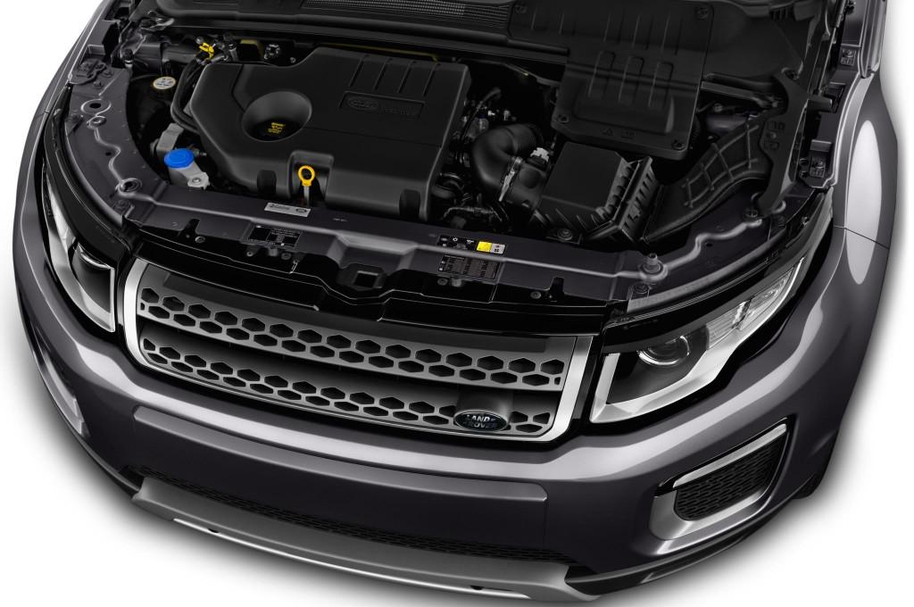 Land Rover Range Rover Evoque Suv Gel 228 Ndewagen Neuwagen