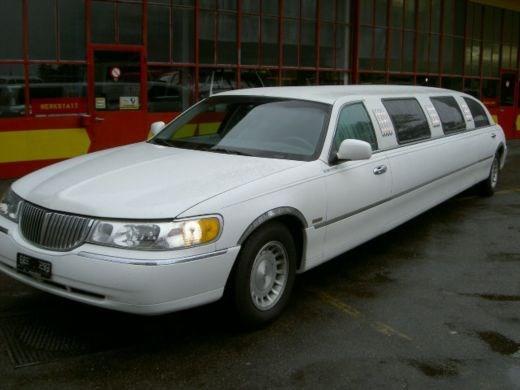 LINCOLN Town Car 8 PLÄTZER 5024270