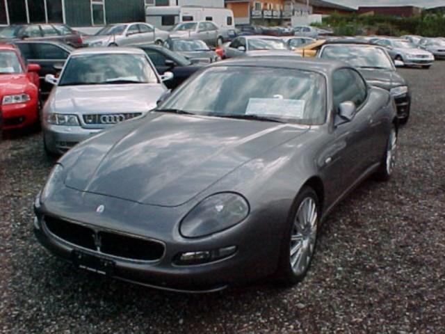 MASERATI Coupé GT 5024047