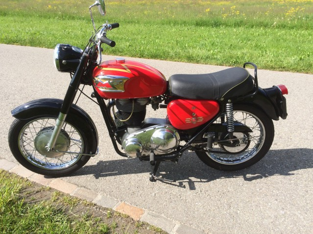 MATCHLESS G80