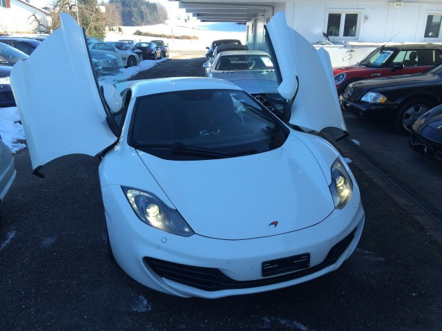 McLAREN MP4-12C Coupé 3.8 V8 10292064