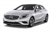MERCEDES-BENZ   Vista laterale-frontale