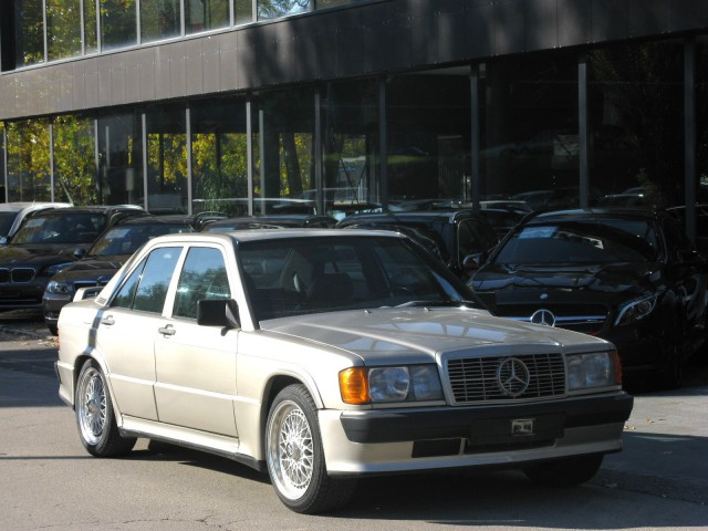 MERCEDES-BENZ 190 E 2.5-16 Automatic 12656963