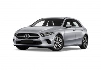 MERCEDES-BENZ A 220 Berlina Vista laterale-frontale