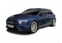 MERCEDES-BENZ A 35 AMG Berlina Anteriore + sinistra