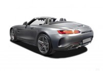 MERCEDES-BENZ AMG GT Cabriolet Anteriore + sinistra, Convertible