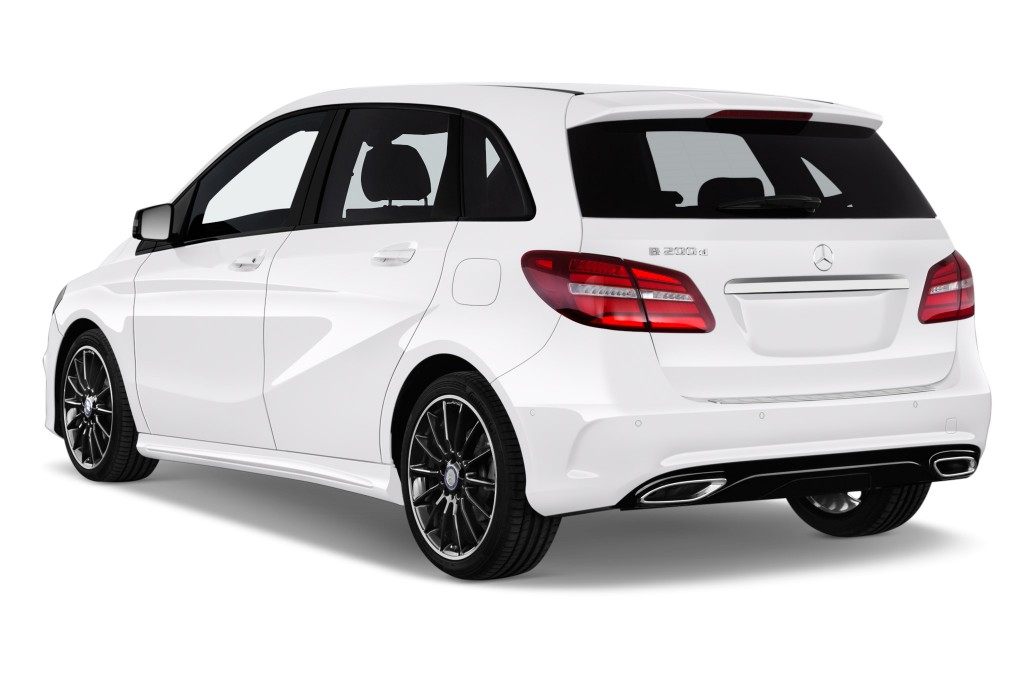 Mercedes benz b 180 kompaktvan minivan neuwagen suchen for Minivan mercedes benz