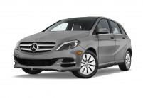 MERCEDES-BENZ B ELECTRIC DRIVE Kompaktvan / Minivan Schrägansicht Front