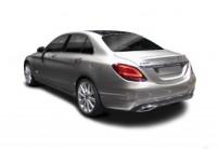MERCEDES-BENZ C 180 Limousine Front + links