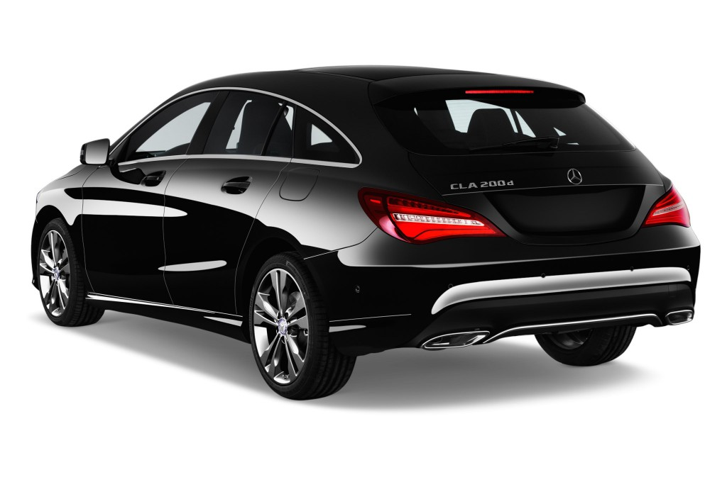 Cla  Shooting Brake Mercedes