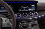 MERCEDES-BENZ CLS COUPE AMG Line -  Lüftungs- und Temperatursteuerung
