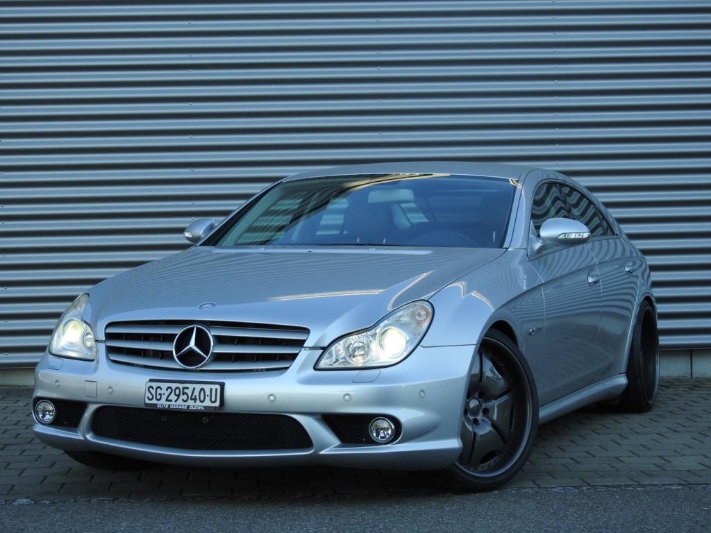 Mercedes benz cls 63 amg occasion benzin 15 39 800 km chf for Mercedes benz rt 22
