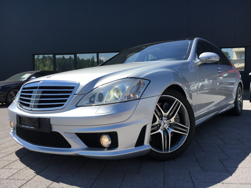 mercedes benz s 65 amg l occasion benzin 39 39 800 km chf 56 39 800. Black Bedroom Furniture Sets. Home Design Ideas