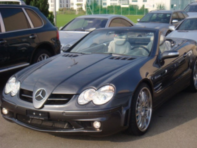 mercedes benz sl 600 occasion benzin 49 39 900 km chf 64 39 800. Black Bedroom Furniture Sets. Home Design Ideas