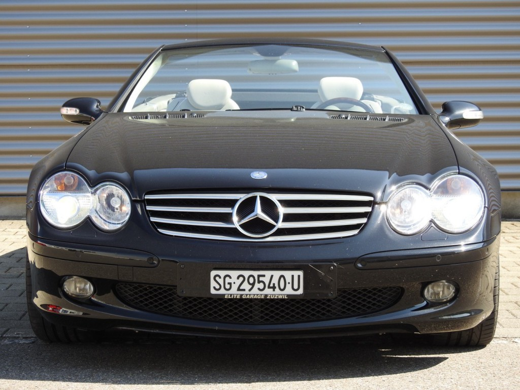mercedes benz sl 600 automatic occasion essence 208 39 000 km chf 24 39 800. Black Bedroom Furniture Sets. Home Design Ideas
